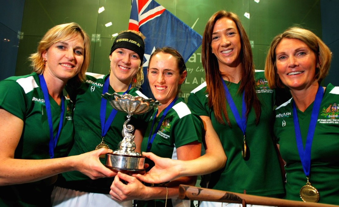 2010: Australia reclaim World Team Title in New Zealand
